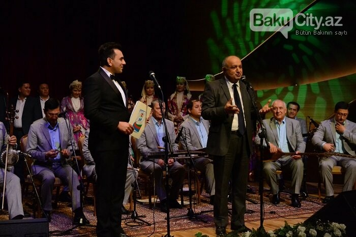 Bakıda özbək incəsənət ustalarının konserti olub - FOTO, fotoşəkil-10