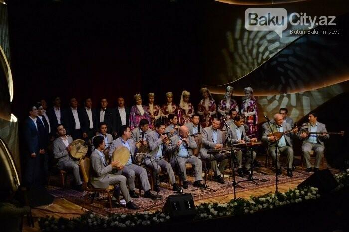 Bakıda özbək incəsənət ustalarının konserti olub - FOTO, fotoşəkil-20