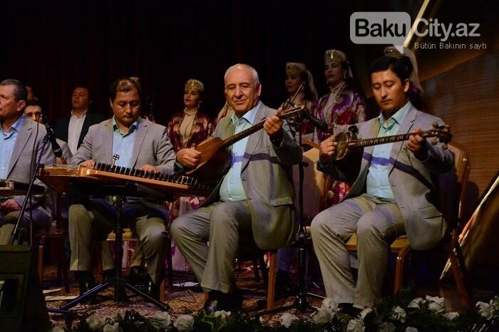 Bakıda özbək incəsənət ustalarının konserti olub - FOTO, fotoşəkil-22
