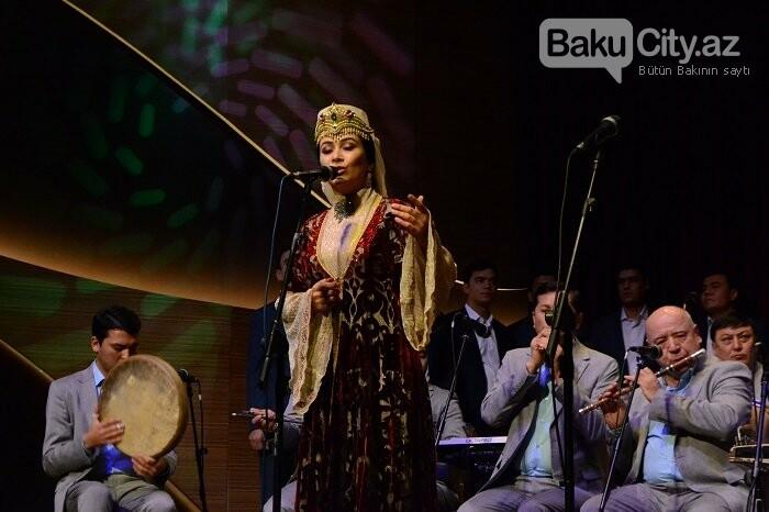 Bakıda özbək incəsənət ustalarının konserti olub - FOTO, fotoşəkil-24