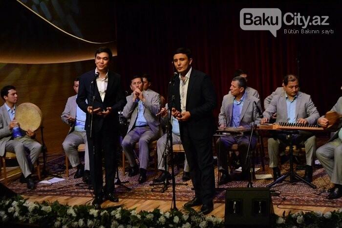 Bakıda özbək incəsənət ustalarının konserti olub - FOTO, fotoşəkil-30