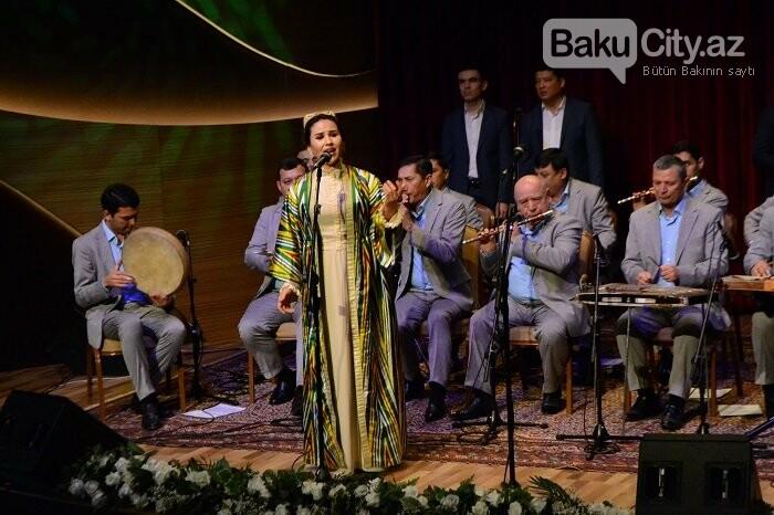 Bakıda özbək incəsənət ustalarının konserti olub - FOTO, fotoşəkil-28