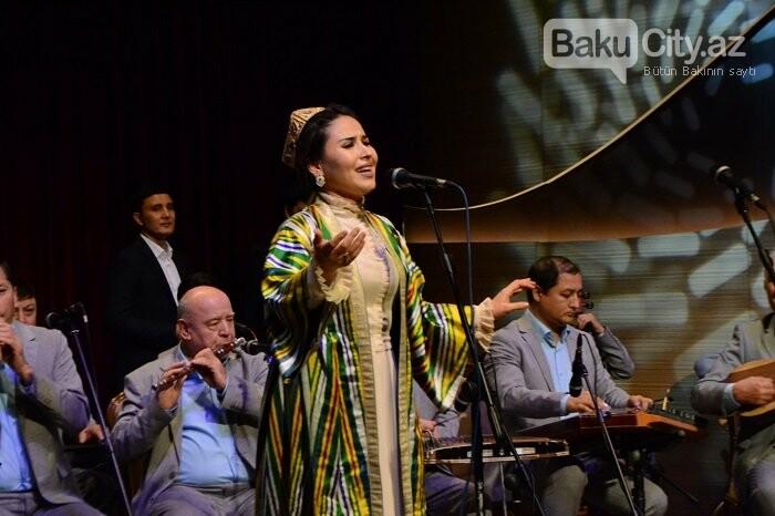 Bakıda özbək incəsənət ustalarının konserti olub - FOTO, fotoşəkil-27