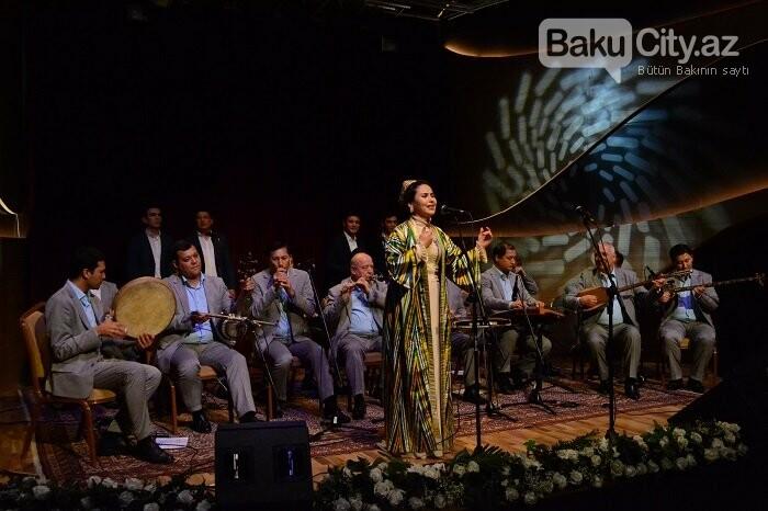Bakıda özbək incəsənət ustalarının konserti olub - FOTO, fotoşəkil-26