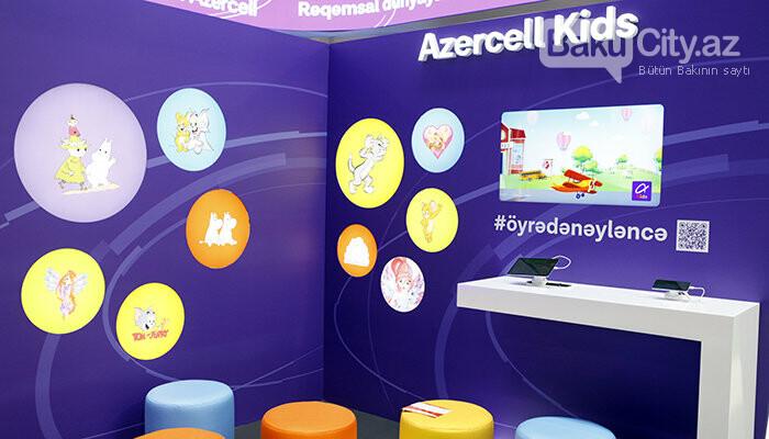 """Robot rəssam, pianoçu və balıqlar paytaxtda: """"Bakutel"""" sərgisi davam edir - FOTO, fotoşəkil-13"""