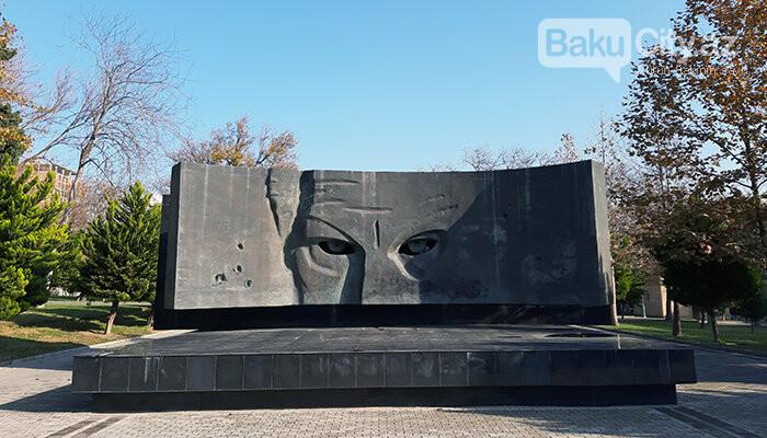Zorge parkının tarixçəsi, bakılı kəşfiyyatçının iti baxışları - FOTO, fotoşəkil-1