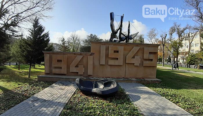 Zorge parkının tarixçəsi, bakılı kəşfiyyatçının iti baxışları - FOTO, fotoşəkil-4