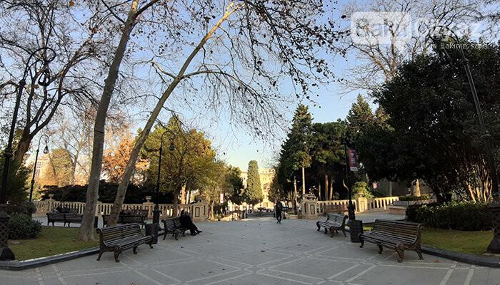 Sabir parkı: keçmişlə gələcək arasında yaşıl sahə - FOTO, fotoşəkil-3