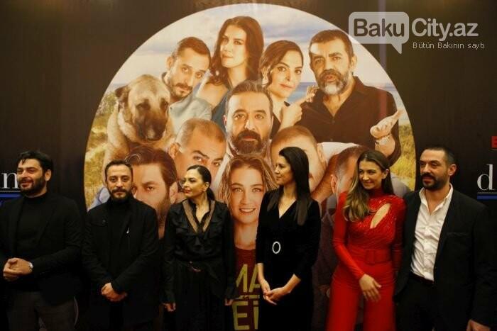"""Türk aktyorlar Bakı tamaşaçılarını güldürdü: """"Aman reis duymasın"""" - FOTO + VİDEO, fotoşəkil-5"""
