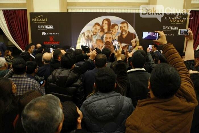 """Türk aktyorlar Bakı tamaşaçılarını güldürdü: """"Aman reis duymasın"""" - FOTO + VİDEO, fotoşəkil-7"""