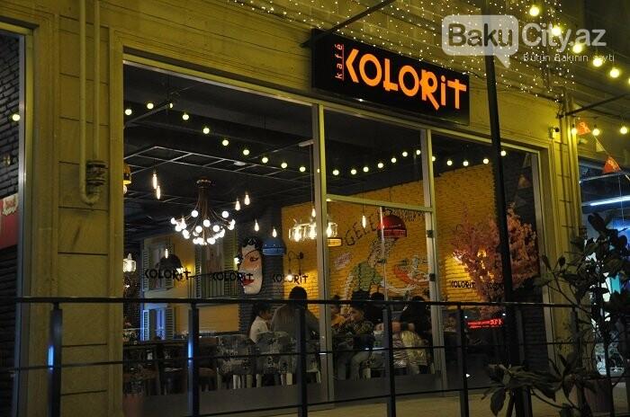 """""""Kolorit Cafe"""" restoranlarının özəlliyi: """"Biz insanların sadəcə qarnını yox, ruhunu da doydururuq"""" – MÜSAHİBƏ, fotoşəkil-15"""