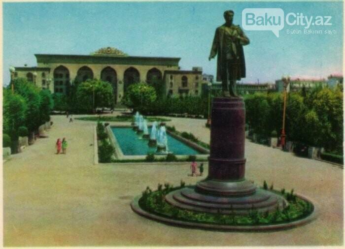 Səməd Vurğun parkı: Keçmiş zoopark, proletariat rəhbəri, Ukrayna qraniti - FOTO, fotoşəkil-4