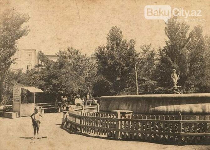 Səməd Vurğun parkı: Keçmiş zoopark, proletariat rəhbəri, Ukrayna qraniti - FOTO, fotoşəkil-2