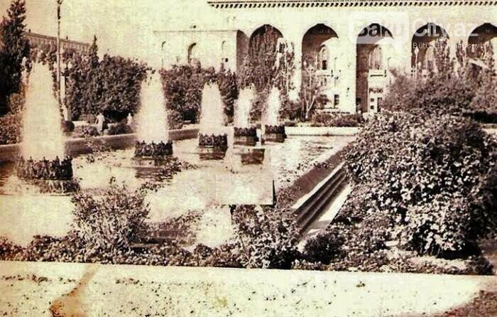 Səməd Vurğun parkı: Keçmiş zoopark, proletariat rəhbəri, Ukrayna qraniti - FOTO, fotoşəkil-3