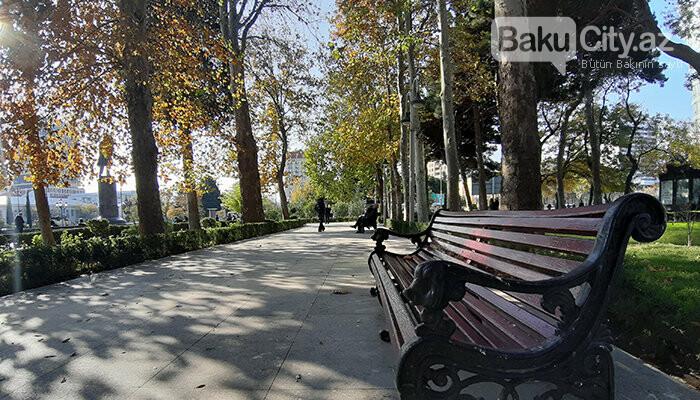Səməd Vurğun parkı: Keçmiş zoopark, proletariat rəhbəri, Ukrayna qraniti - FOTO, fotoşəkil-7