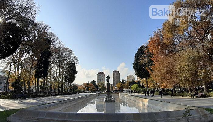 Səməd Vurğun parkı: Keçmiş zoopark, proletariat rəhbəri, Ukrayna qraniti - FOTO, fotoşəkil-12