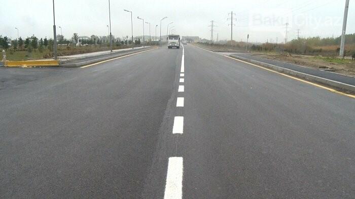 Bakının bu ərazilərində 17,9 kilometr yol təmir edilir - FOTO, fotoşəkil-17