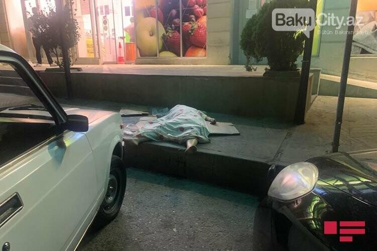 Bakıda qadın 11-ci mərtəbədən düşdü - 18+VİDEO, fotoşəkil-1