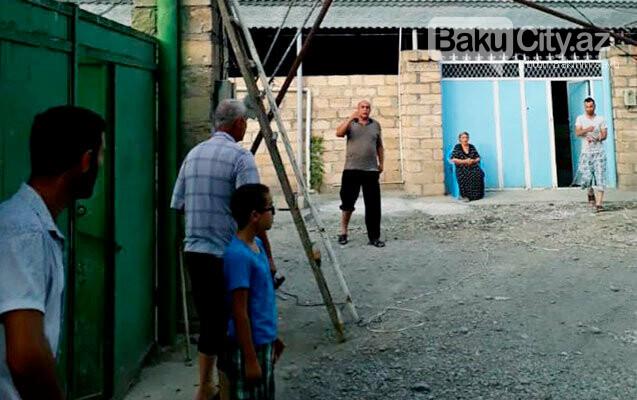 Avtomobil qəzaları qaz xətlərini zədələdi - FOTOLAR, fotoşəkil-3