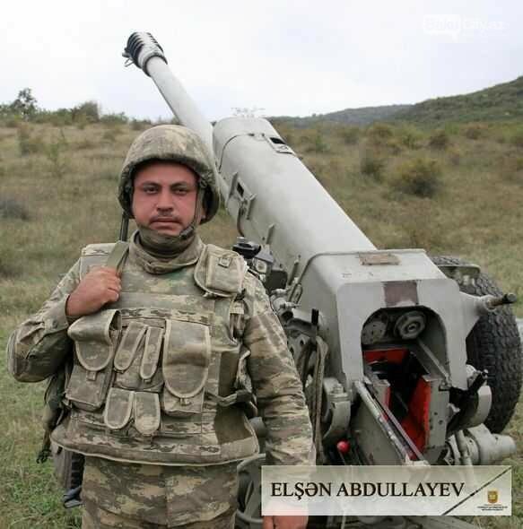 Azərbaycan ordusunun qələbələrində əməyi olan igidlərimiz  - FOTO, fotoşəkil-2