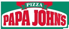Loqotip - PAPA JOHN'S - Daha yaxşı inqrediyentlər. Daha yaxşı pizza