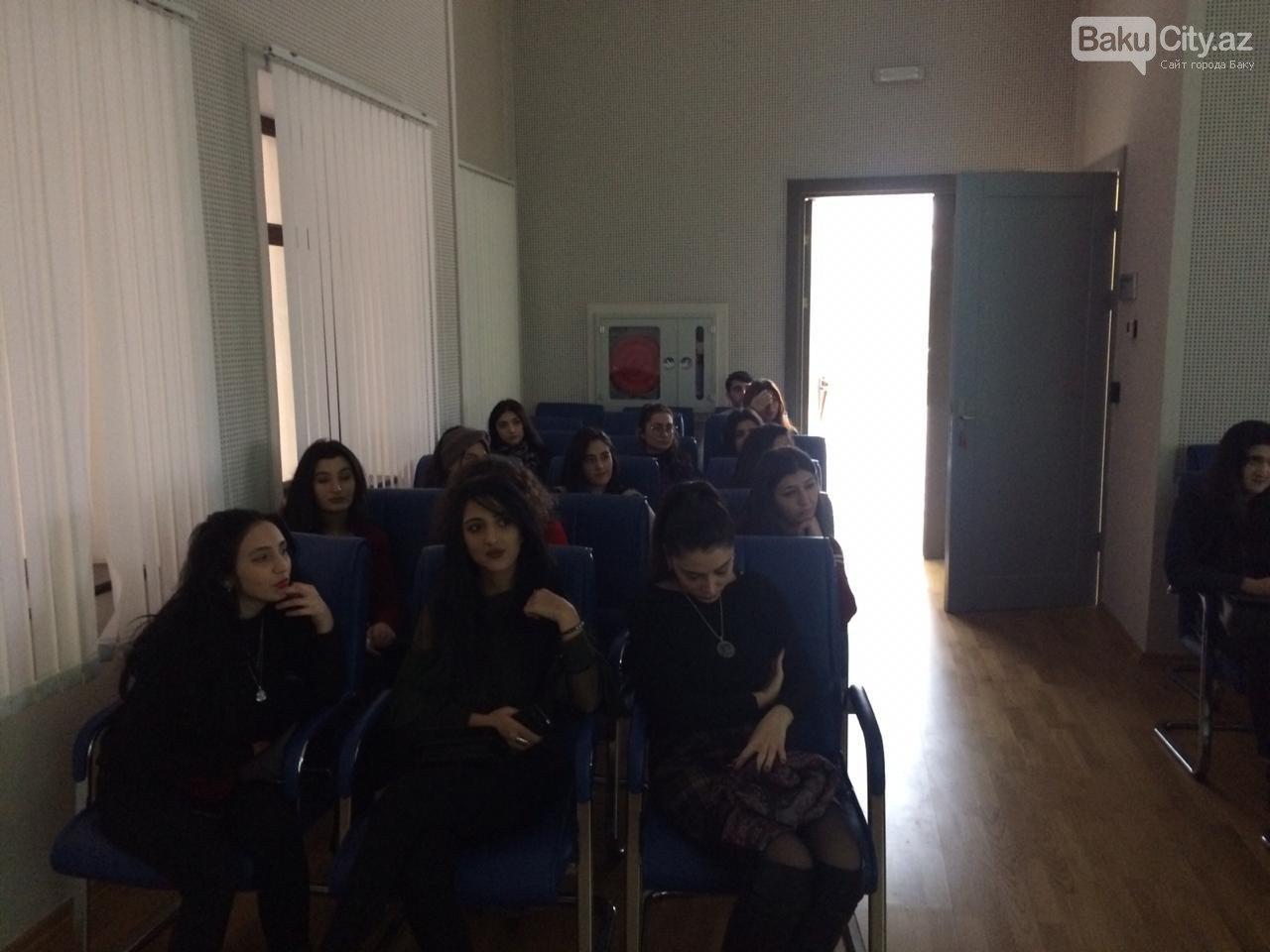 """Bakıda """"Sənət haqqında söhbətlər"""" - FOTOLAR, fotoşəkil-3"""