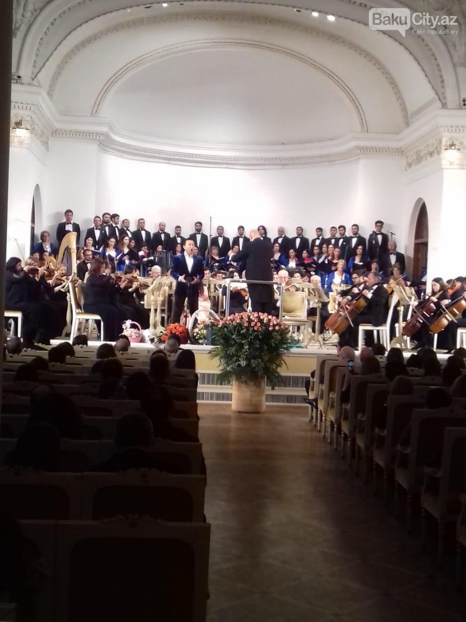 """Bakıda """"Viva Puccini"""" adlı böyük konsert proqramı olub - Foto, fotoşəkil-3"""