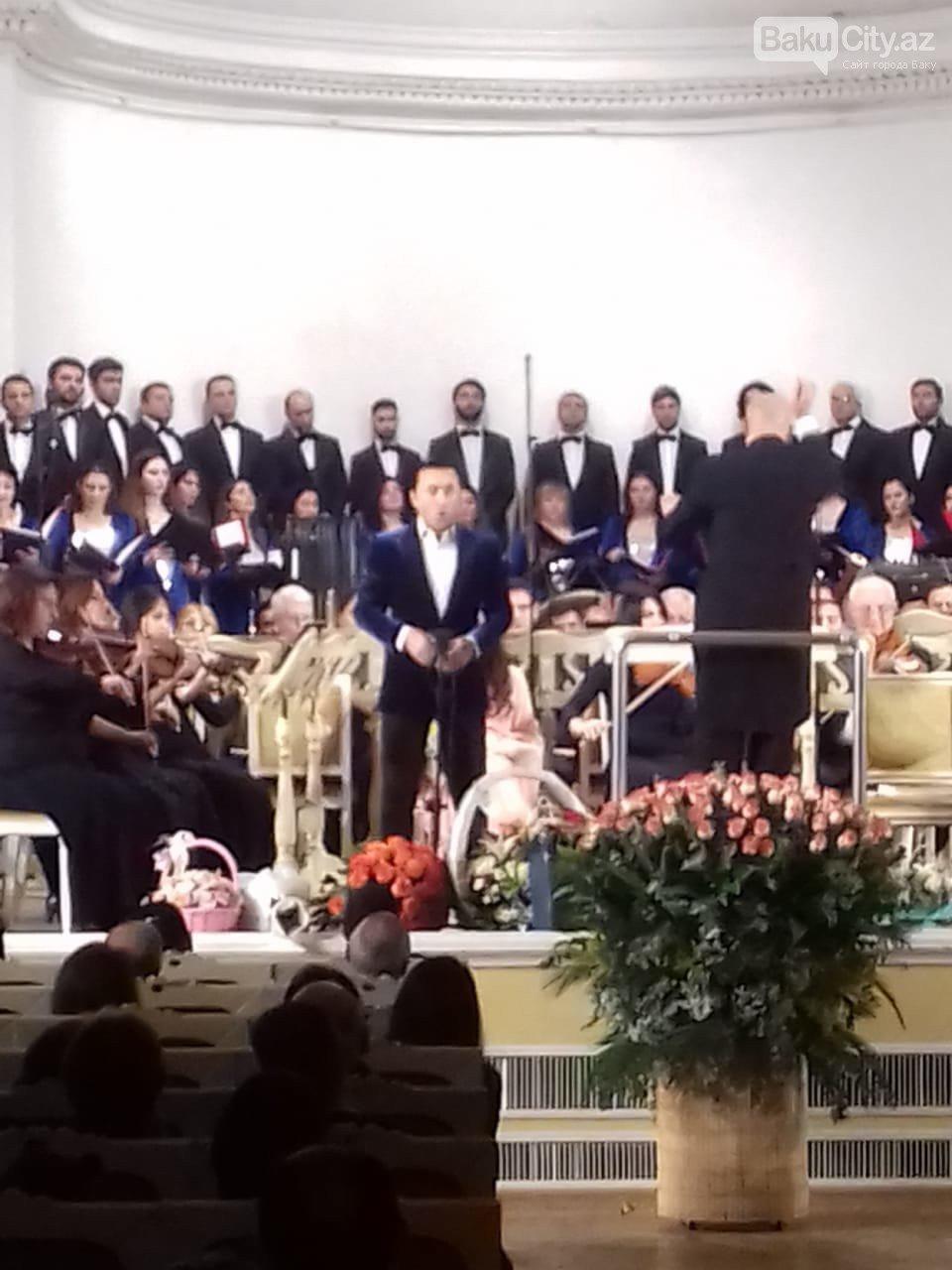 """Bakıda """"Viva Puccini"""" adlı böyük konsert proqramı olub - Foto, fotoşəkil-2"""