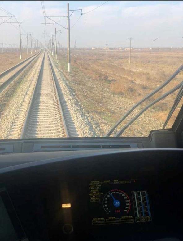 Bakıda sürət qatarının buraxılacağı tarix açıqlandı - FOTO, fotoşəkil-2