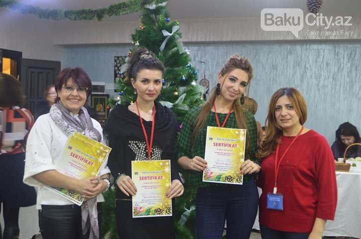 """Bakıda """"Yeni il nağılı"""" sərgisi keçirildi - FOTO, fotoşəkil-5"""