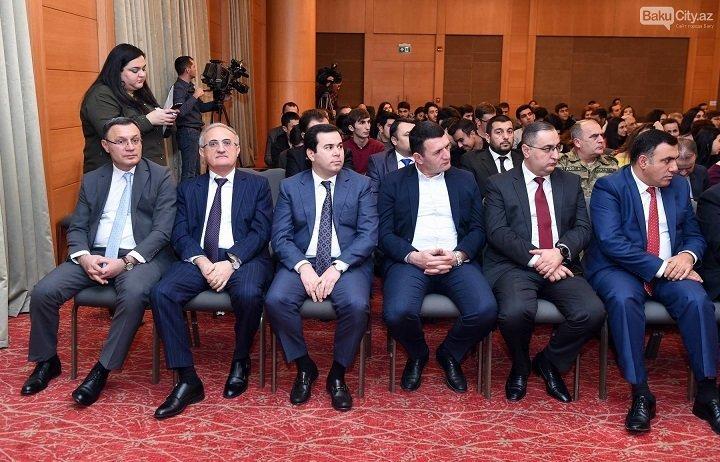 """""""Qarabağ: əcdadlarımızın mirası"""" adlı film təqdim edildi - FOTO, fotoşəkil-4"""
