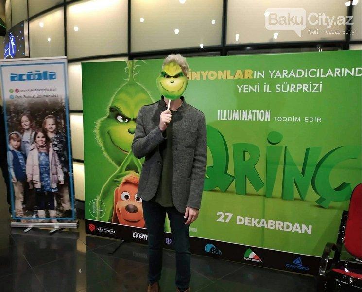 """Park Cinema 2018-ci ili """"Qrinç""""lə yola salır - FOTO, fotoşəkil-4"""