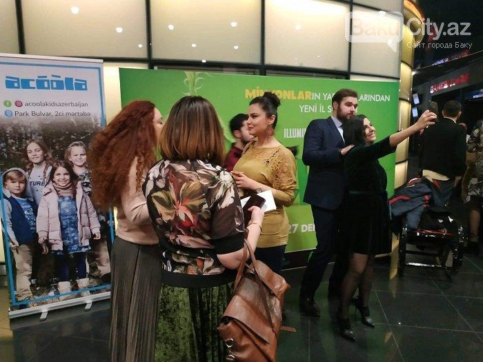 """Park Cinema 2018-ci ili """"Qrinç""""lə yola salır - FOTO, fotoşəkil-2"""