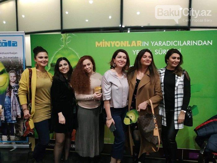 """Park Cinema 2018-ci ili """"Qrinç""""lə yola salır - FOTO, fotoşəkil-3"""