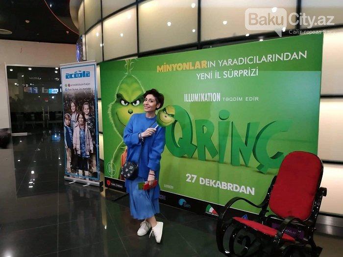"""Park Cinema 2018-ci ili """"Qrinç""""lə yola salır - FOTO, fotoşəkil-8"""