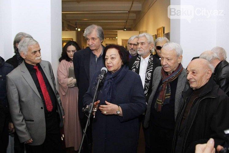 Bakıda Ziyadxan Əliyevin yubileyi keçirildi - Foto, fotoşəkil-1