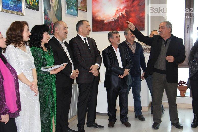 """Bakıda """"Təbiət mənzərələri"""" adlı  sərgi keçirildi - FOTO, fotoşəkil-2"""