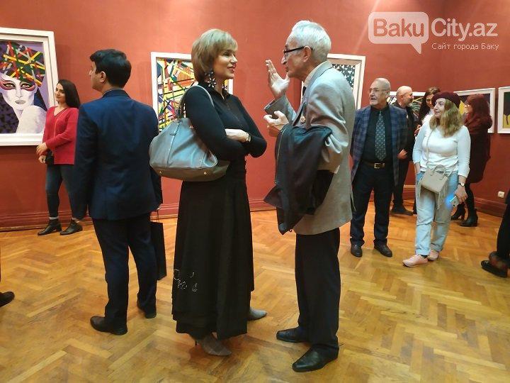 """Bakıda  """"Maestro & Artists"""" adlı sərgi keçirilib - FOTO, fotoşəkil-7"""