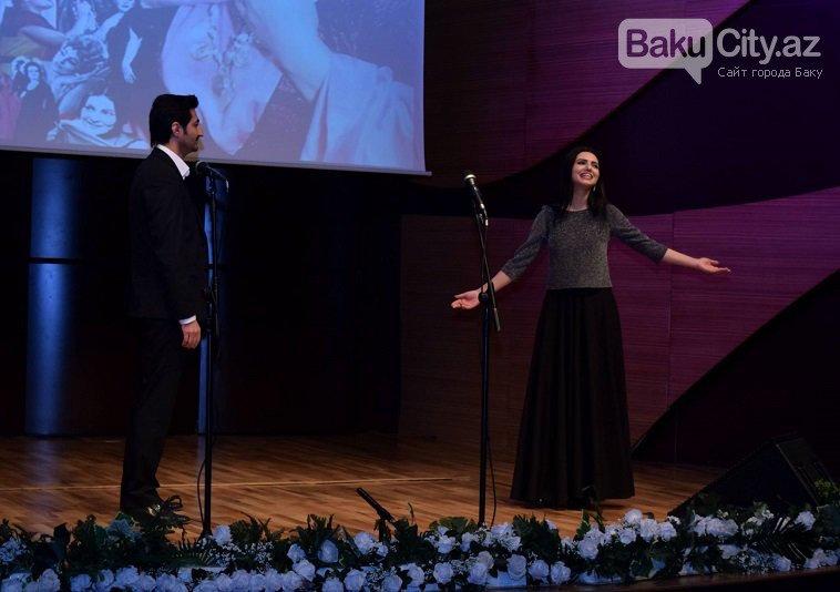 Bakıda Amalya Pənahovanın xatirisinə həsr olunan tədbir keçirildi, fotoşəkil-9
