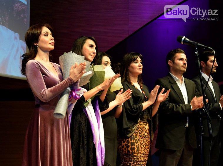Bakıda Amalya Pənahovanın xatirisinə həsr olunan tədbir keçirildi, fotoşəkil-8
