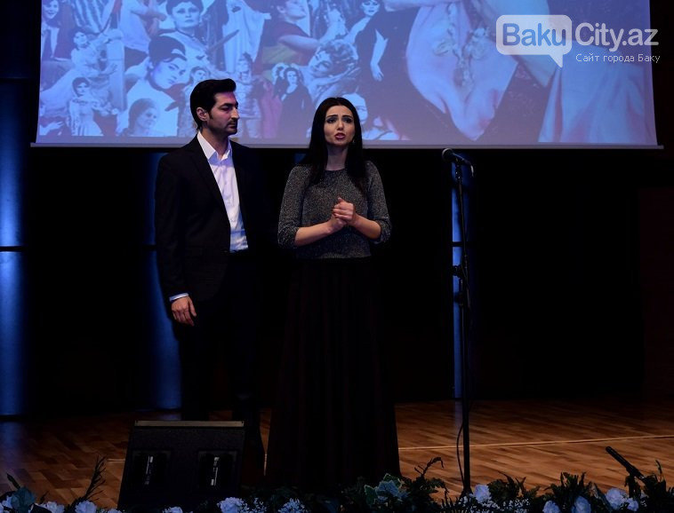 Bakıda Amalya Pənahovanın xatirisinə həsr olunan tədbir keçirildi, fotoşəkil-6