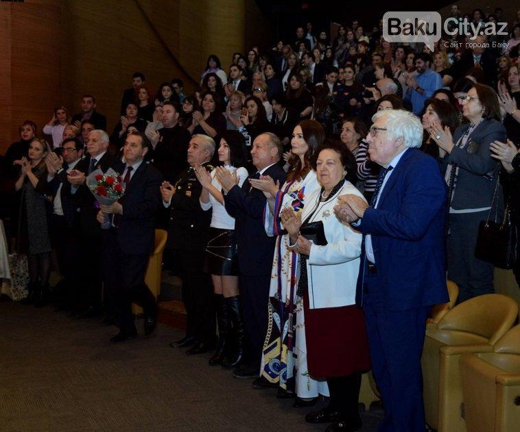 Bakıda Amalya Pənahovanın xatirisinə həsr olunan tədbir keçirildi, fotoşəkil-7