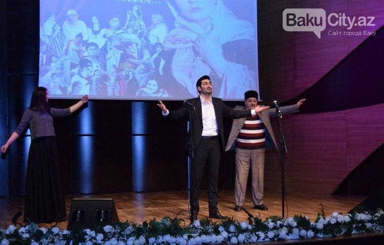 Bakıda Amalya Pənahovanın xatirisinə həsr olunan tədbir keçirildi, fotoşəkil-12