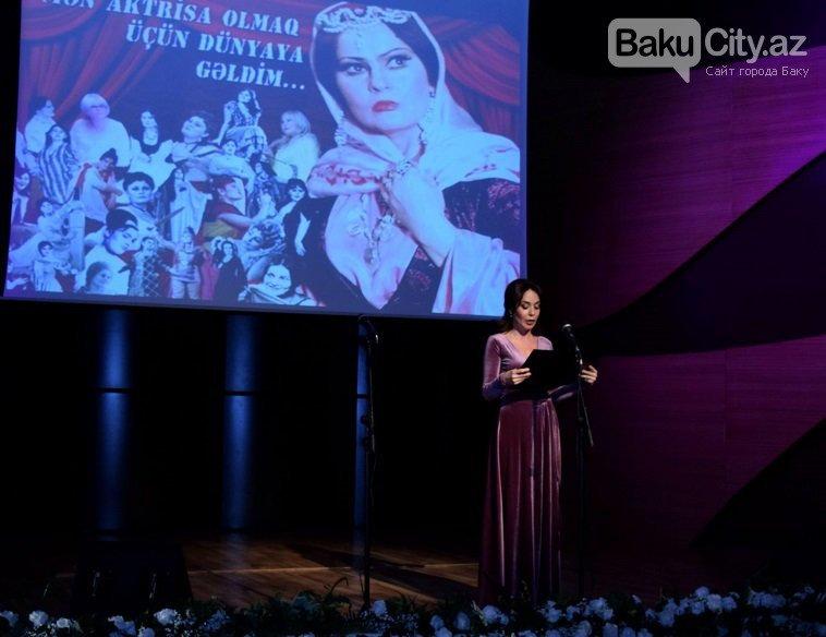 Bakıda Amalya Pənahovanın xatirisinə həsr olunan tədbir keçirildi, fotoşəkil-13
