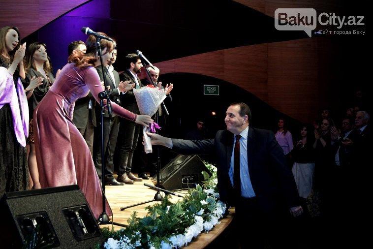 Bakıda Amalya Pənahovanın xatirisinə həsr olunan tədbir keçirildi, fotoşəkil-16