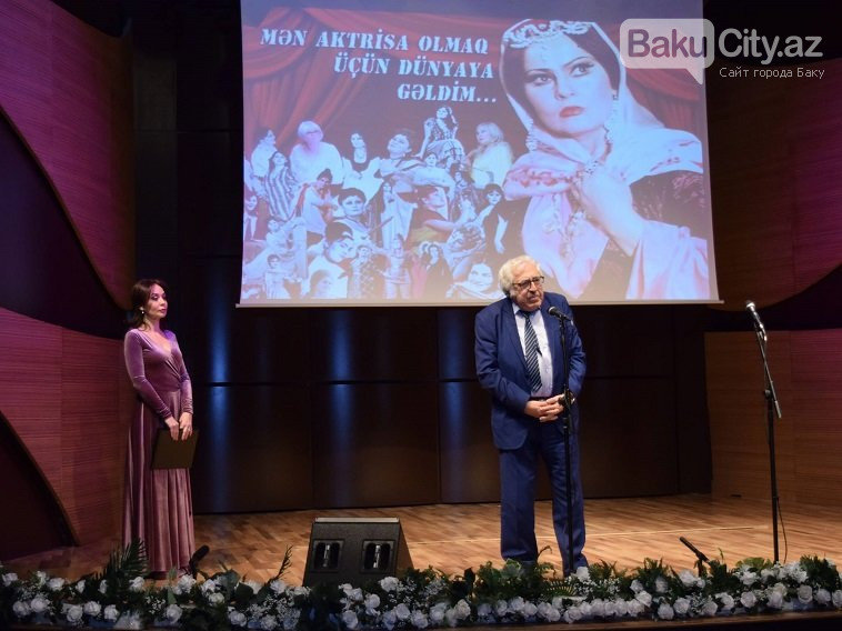 Bakıda Amalya Pənahovanın xatirisinə həsr olunan tədbir keçirildi, fotoşəkil-5
