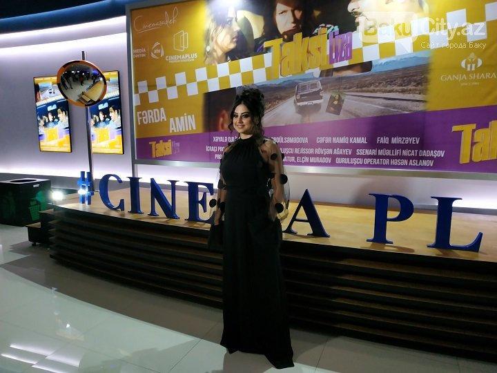 """Bakıda """"CinemaPlus""""-da """"Taxi Liza"""" filminin təqdimatı oldu -DOTO, fotoşəkil-2"""