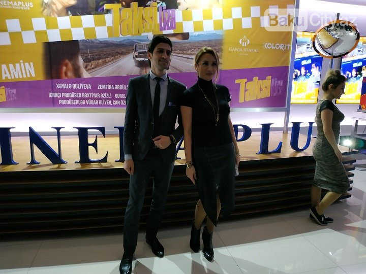 """Bakıda """"CinemaPlus""""-da """"Taxi Liza"""" filminin təqdimatı oldu -DOTO, fotoşəkil-7"""