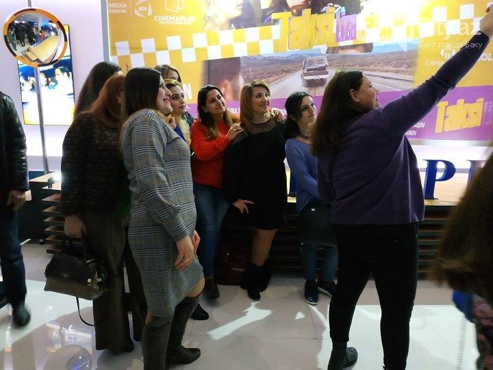 """Bakıda """"CinemaPlus""""-da """"Taxi Liza"""" filminin təqdimatı oldu -DOTO, fotoşəkil-4"""