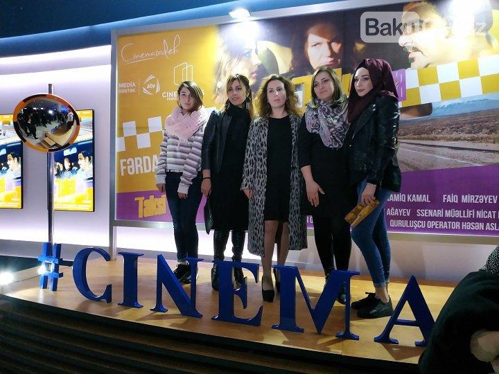 """Bakıda """"CinemaPlus""""-da """"Taxi Liza"""" filminin təqdimatı oldu -DOTO, fotoşəkil-12"""